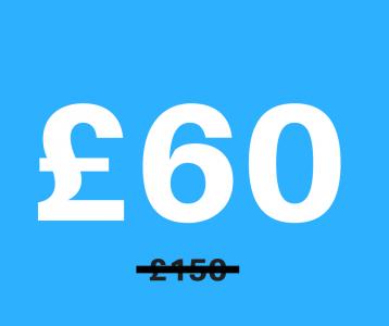 £60 price