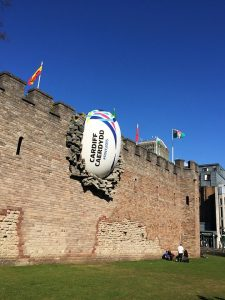 Cardiff Castle Rugby