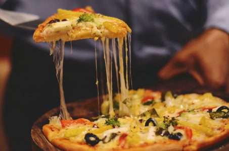 Aaron Morton Pizza